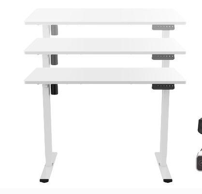 Flexispot EG1 höhenverstellbares Schreibtisch-Gestell bis 70kg Tragkraft für 174,99€ (statt 230€)