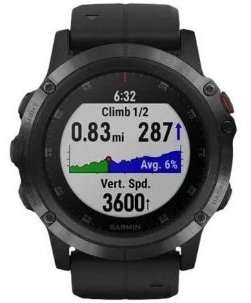 Garmin fenix 5 Plus sapphire GPS Multifunktions Uhr für 354,95€(statt 460€)