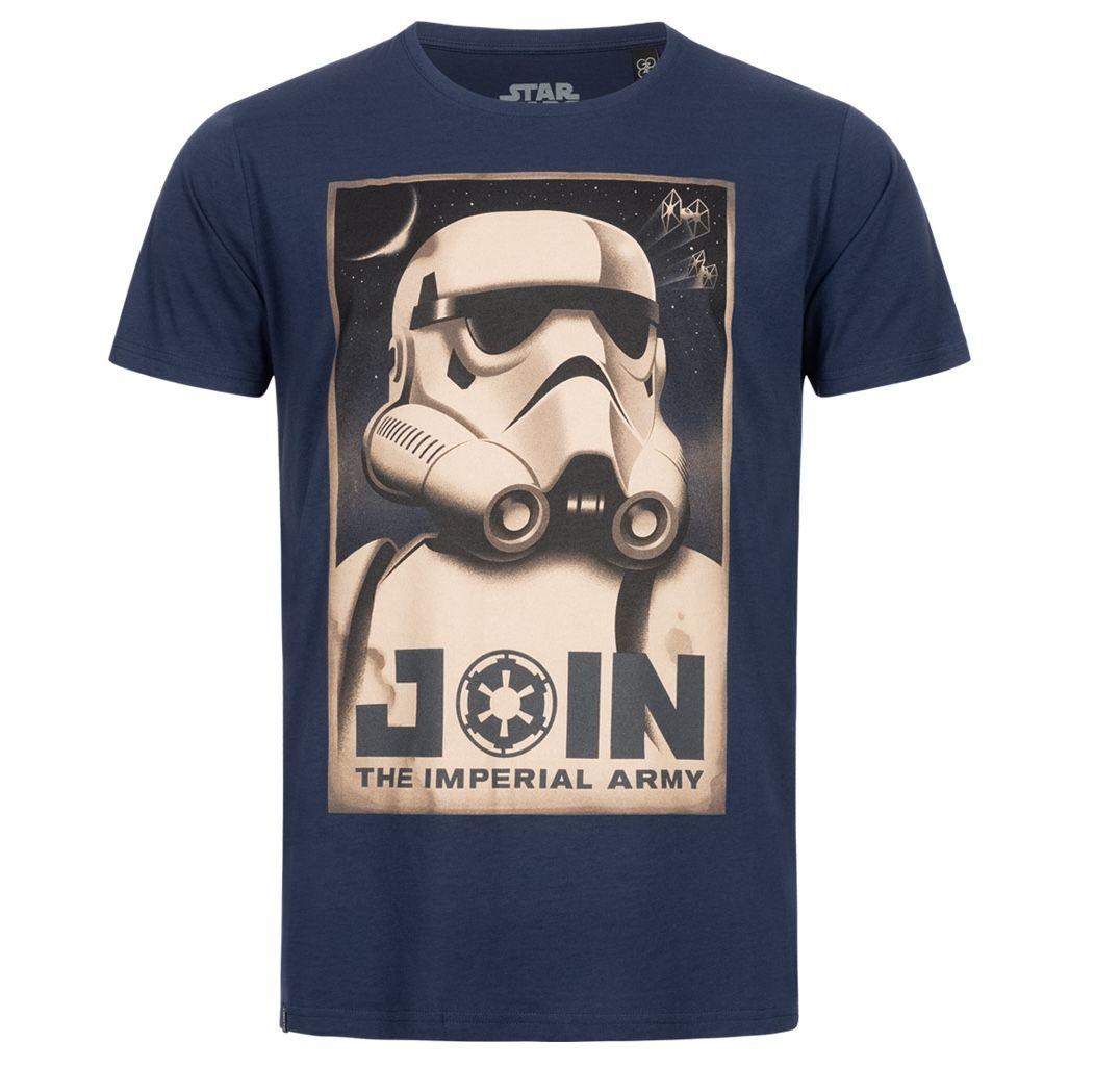 Gozoo x Star Wars T Shirts für je nur 6,99€ + VSK (statt 13€) + 25% Rabatt auf das 2. T Shirt