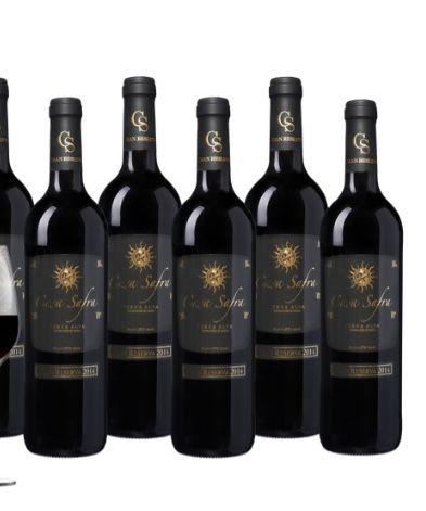8 Flaschen Casa Safra Verdejo oder Casa Safra Gran Reserva + 4 Gläser für 44,99€