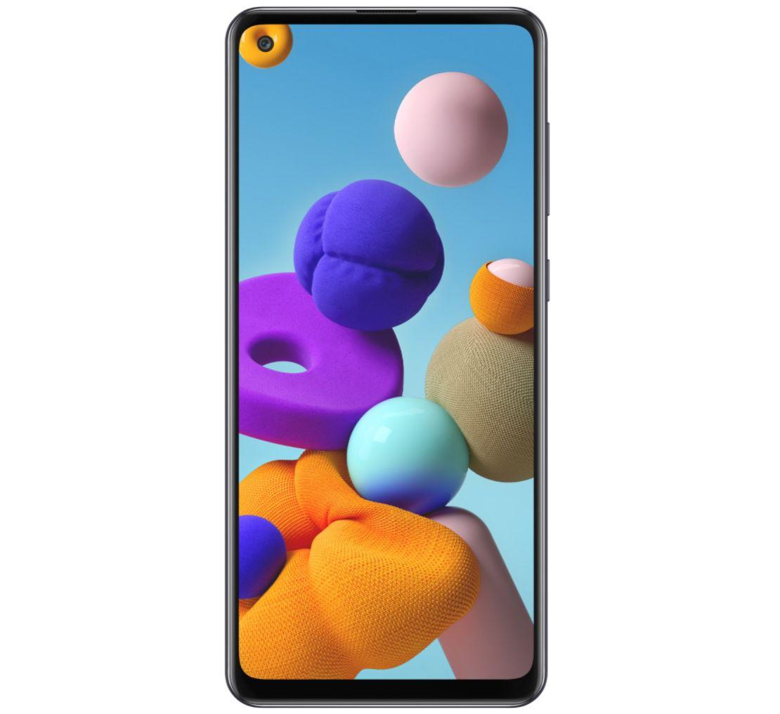 Samsung Galaxy A21s für 1€ inkl. 20€ Amazon Gutschein + Vodafone Allnet-Flat von Crash mit 7GB LTE für 12,99€ mtl.