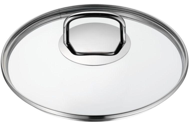 WMF Bueno Induktion Topfset mit Glasdeckel 4 teilig für nur 179€ (statt 249€)