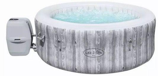 Bestway Whirlpool Fiji 180cm mit Wasserfilterung für 259,25€ (statt 349€)