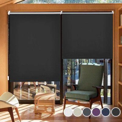 i@Home Verdunkelungsrollo ohne Bohren 50x150cm für Fenster & Türen für 6,35€ (statt 11€)