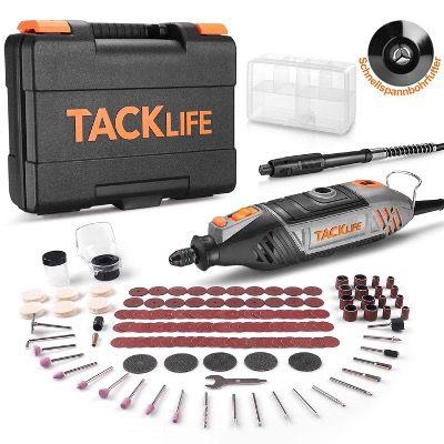 Tacklife Multifunktionswerkzeug RTSL50AC mit Multipro Schnellspannbohrfutter für 31,99€ (statt 50€)