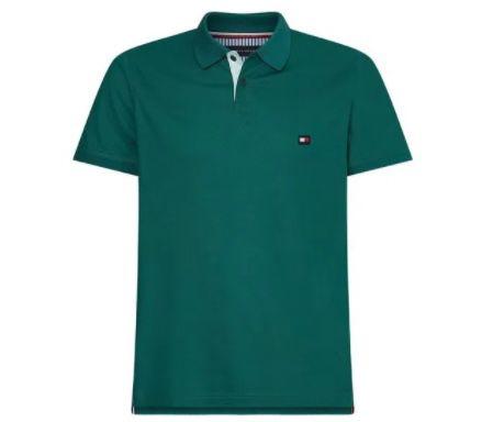 Tommy Hilfiger 1985 Contrast Placket Slim Poloshirt ab 29,91€ (statt 56€)