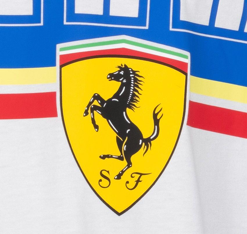 Puma Scuderia Ferrari Herren T Shirt für 13,94€ (statt 24€)