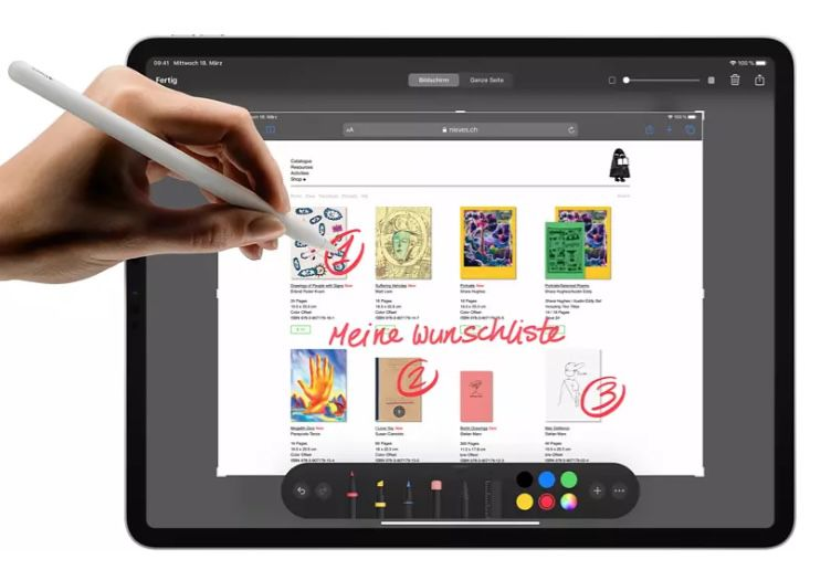 Apple iPad Pro 11 (2020) 128GB WiFi für 689€ (statt 729€)