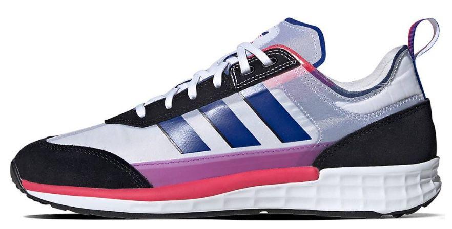 adidas SL 7200 Herren Sneaker in Pride cloud white für 50,92€ (statt 65€)