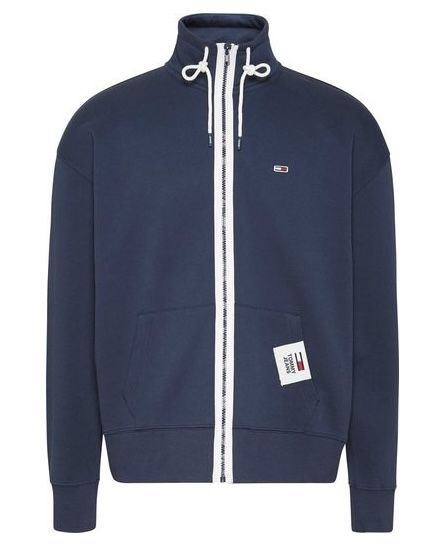Tommy Jeans Solid Track Sweatjacke ab 48,74€ (statt 78€)