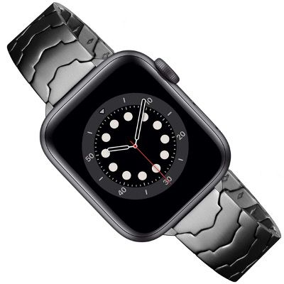 GearYou Apple Watch Armband 38 bis 40mm aus poliertem Edelstahl für 4,75€ (statt 19€)