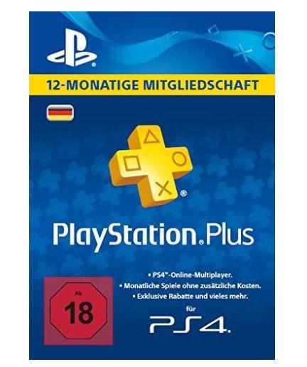 12 Monate PlayStation Plus für 43,50€   nur 3,63€ pro Monat