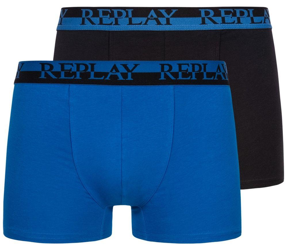 10er Pack REPLAY Boxer Herren Boxershorts für 59,95€ (statt 75€)