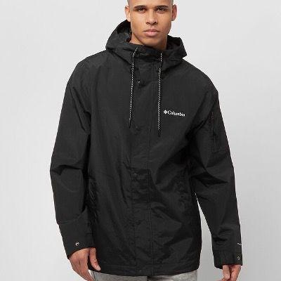Columbia Sportswear Royce Range Jacke in Schwarz für 70€ (statt 140€)