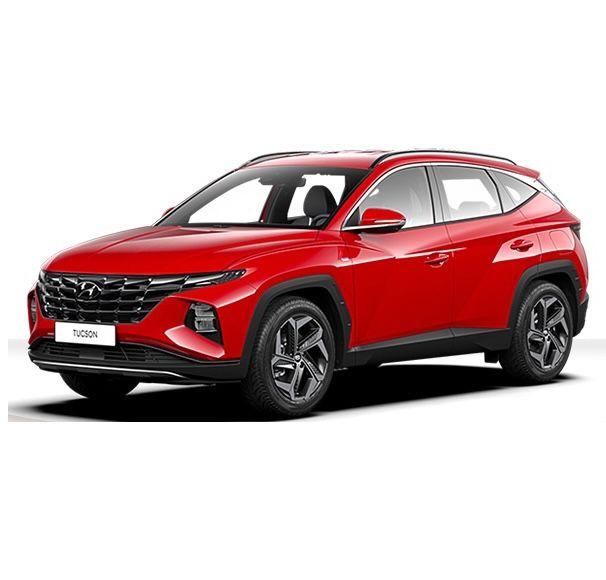Privat: Hyundai Tucson Plug-In Hybrid mit 265 PS für 219€ mtl. – LF: 0.51