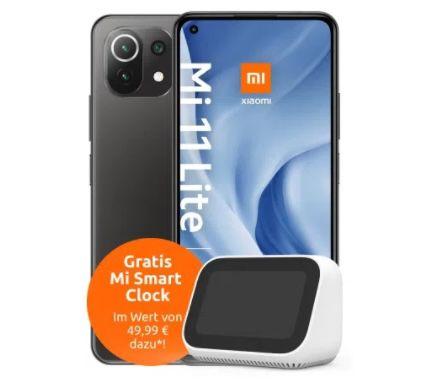 Xiaomi Mi 11 Lite 5G für 4,99€ + Telekom Magenta Zuhause M oder L inkl. 80€ Bonus
