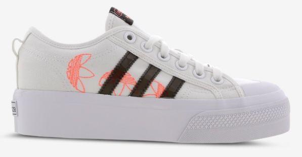 adidas Nizza Platform Damen Sneaker für 29,99€(statt 48€)