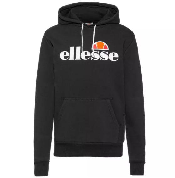 ellesse Gottero Herren Hoodie mit Fleece Innenseite für 30,31€ (statt 42€)