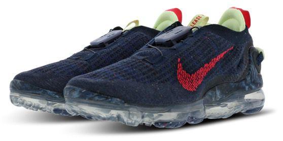 Nike Air Vapormax 2020 Blue Red Volt für 139,99€ (statt 231€)   in 40 bis 47,5