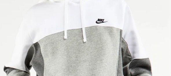 Nike Club Over The Head Herren Hoodie in Grau für 39,99€ (statt 51€)