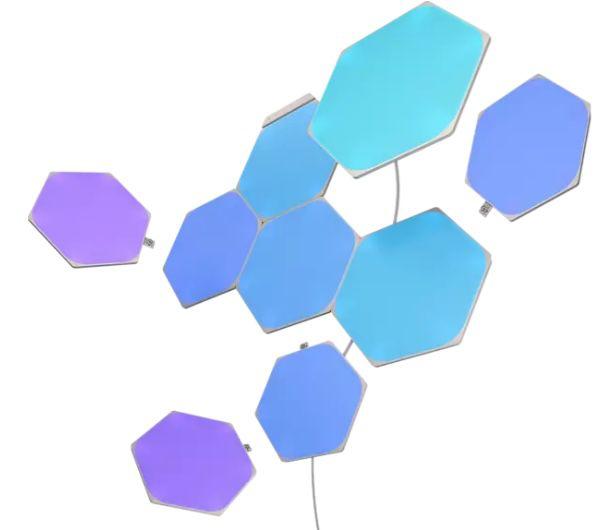 Nanoleaf Shapes Hexagons Starter-Kit (9-teilig) für 151,99€ (statt 185€)
