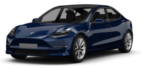 Gewerbe: Tesla Model 3 Standard Plus (306 PS) mit Hinterradantrieb ab 284€ mtl. netto   LF: 0.78