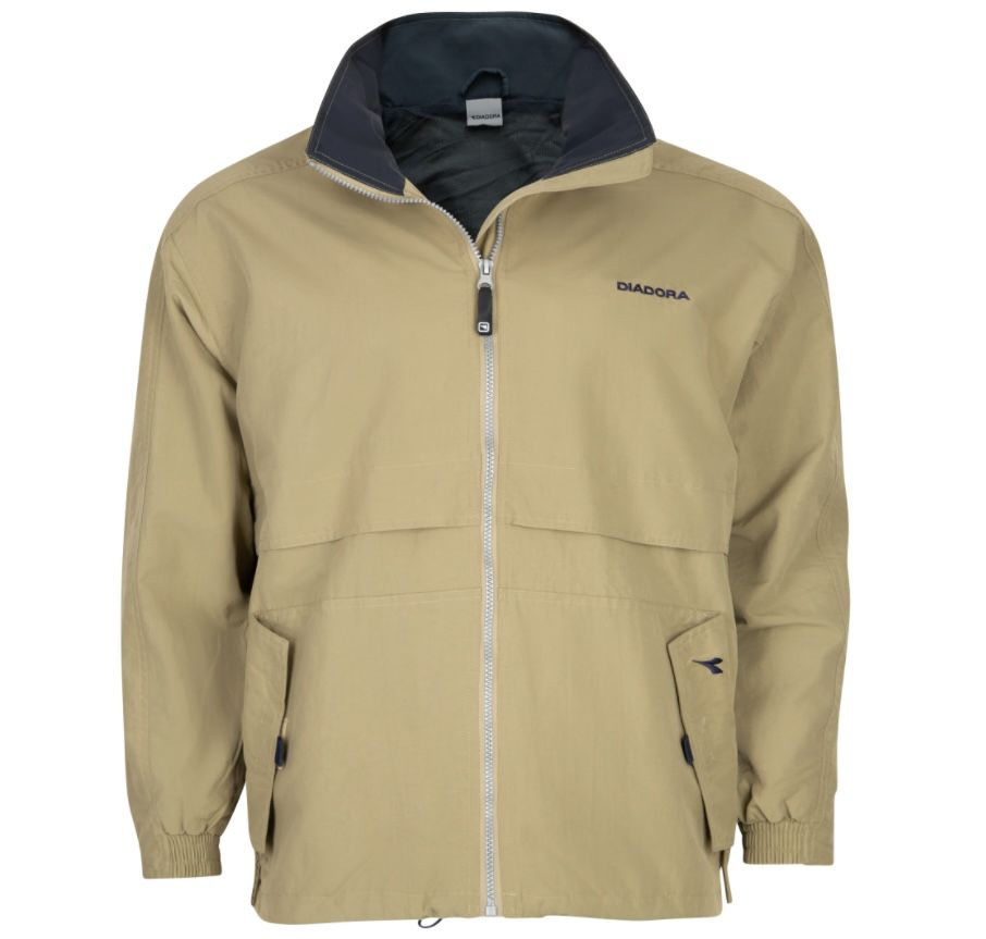 Diadora Unisex Windbreaker Jacke für 9,29€