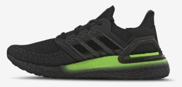 adidas Ultraboost 20 Sneaker in Core Black für 89,99€ (statt 117€)