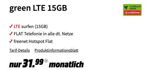 Samsung Galaxy S21 5G 128GB für 99€ mit Vodafone Allnet Flatrate inkl. 15 LTE für 31,99€ mtl.