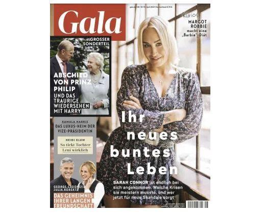 12 Ausgaben Gala komplett GRATIS ohne Prämie (statt 48€)