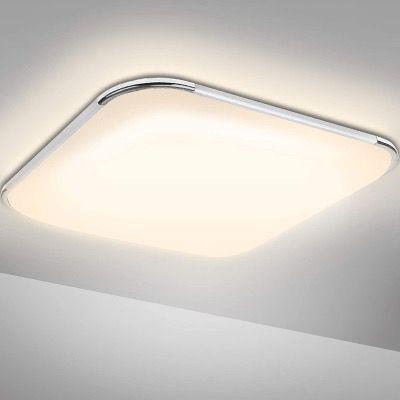 50% Rabatt auf Hengda LED-Deckenleuchten – z.B. 24W für 13,99€ (statt 28€)