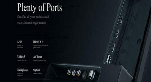 Xiaomi Mi Smart TV 4S – 55 Zoll UHD Fernseher für 359,10€ (statt 447€)