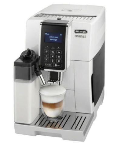 DeLonghi ECAM 353.75.W Kaffeevollautomat in Weiß für 489€ (statt 530€)