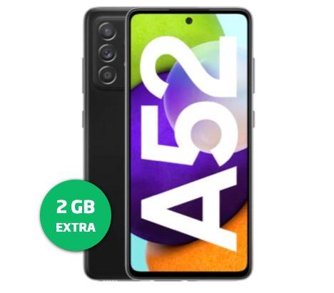 Samsung Galaxy A52 für nur 1€ + o2 Allnet-Flat mit 10GB LTE für 19,99€ mtl. + Google Nest Hub Gratis-Aktion