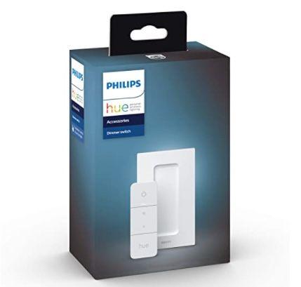 2er Pack Philips Hue Dimmschalter V2 für 27,93€ (statt 38€)