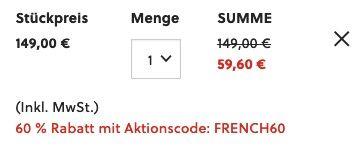 Fossil Pierce Herren Uhr mit Faltschließe für 59,60€(statt 111€)