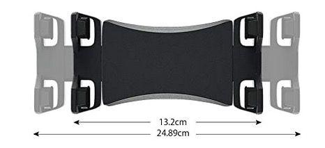 MECO ELEVERDE Stativ Tablet Halter mit flexibel verstellbarem Arm für 19,24€ (statt 35€)