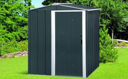 Tepro Gartenhaus Eco 5x4 162x122x182 für 209,94€ (statt 264€)