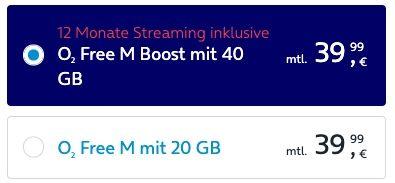 Apple iPhone 11 für 1€ + o2 Flat mit 40GB LTE für 39,99€ mtl. + 12 Monate Netflix gratis