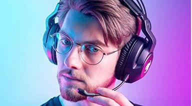 Roccat Elo Air 7.1 Over ear Gaming Headset in Schwarz für 58,76€ (statt 69€)