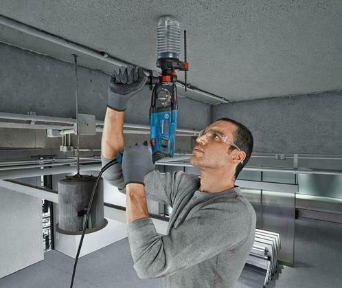 Bosch Professional GBH 2 21 Bohrhammer inkl. 3 Bohrer + Koffer ab 89€ (statt 105€)