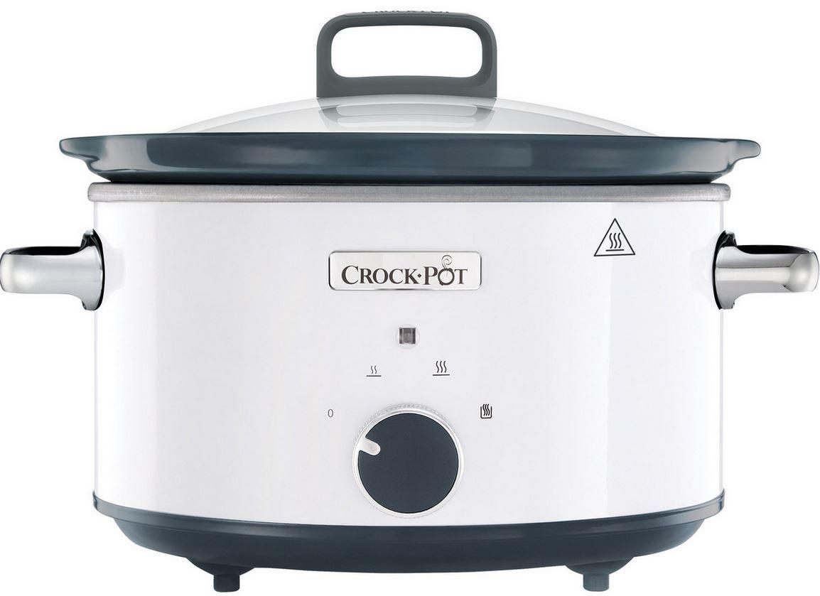 Crock-Pot CR030 Slow-Cooker mit Zubehör für 42,90€ (statt 58€)