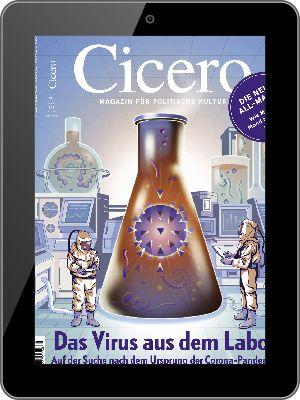 Jahresabo (12 Ausgaben) Cicero E Paper für 2,49€ (statt 117,60€)