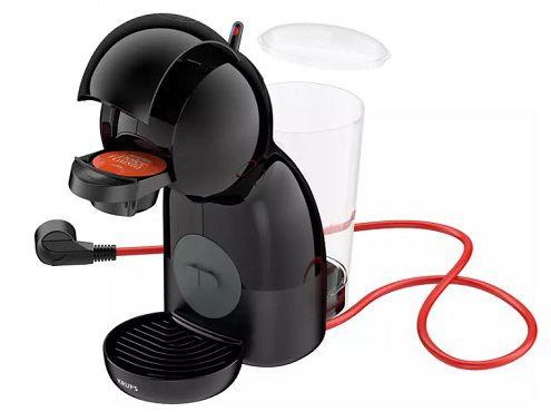 Nescafé Dolce Gusto Piccolo XS Kapselmaschine in Schwarz für 24,99€ (statt 35€)