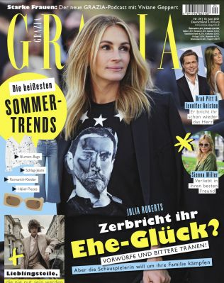 51 Ausgaben Grazia Abo für 159,40€ + Prämie: 150€ Bestchoice Gutschein