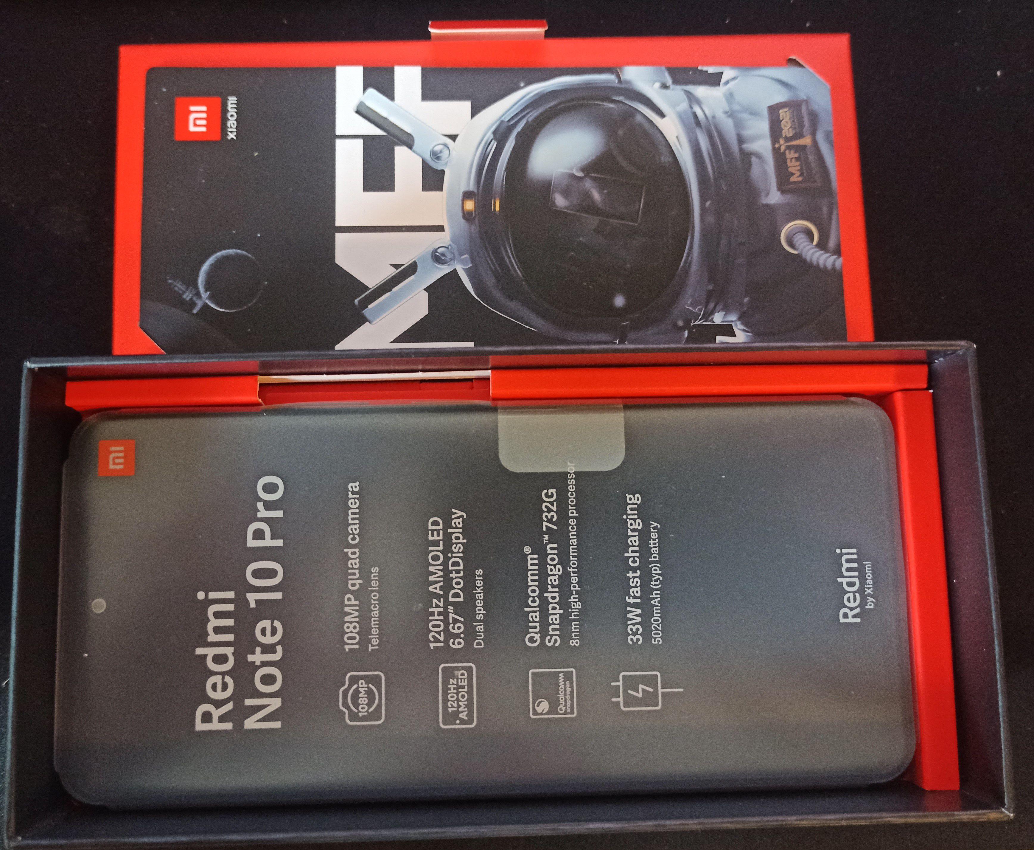 Redmi Note 10 Pro mit Qualcomm Snapdragon 732G & 120Hz Display im Test