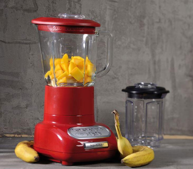 KitchenAid Artisan 5KSB5553 Standmixer mit 1,5L Glasbehälter für 98,91€ (statt 130€)   Neuware