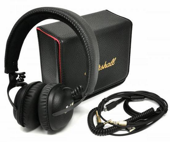 Marshall Mid Active ANC Kopfhörer für 121€ (statt 140€)
