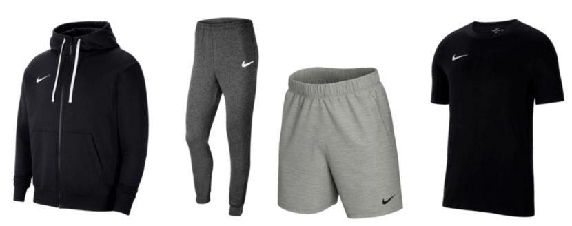 Nike Team Park 20 Trainings Freizeitset (4-teilig) für 89,95 (statt 104€)