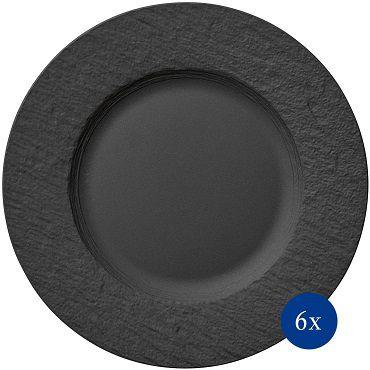Villeroy & Boch 10 4239 2620 6 Manufacture Rock Speiseteller für 69,99€ (statt 94€)